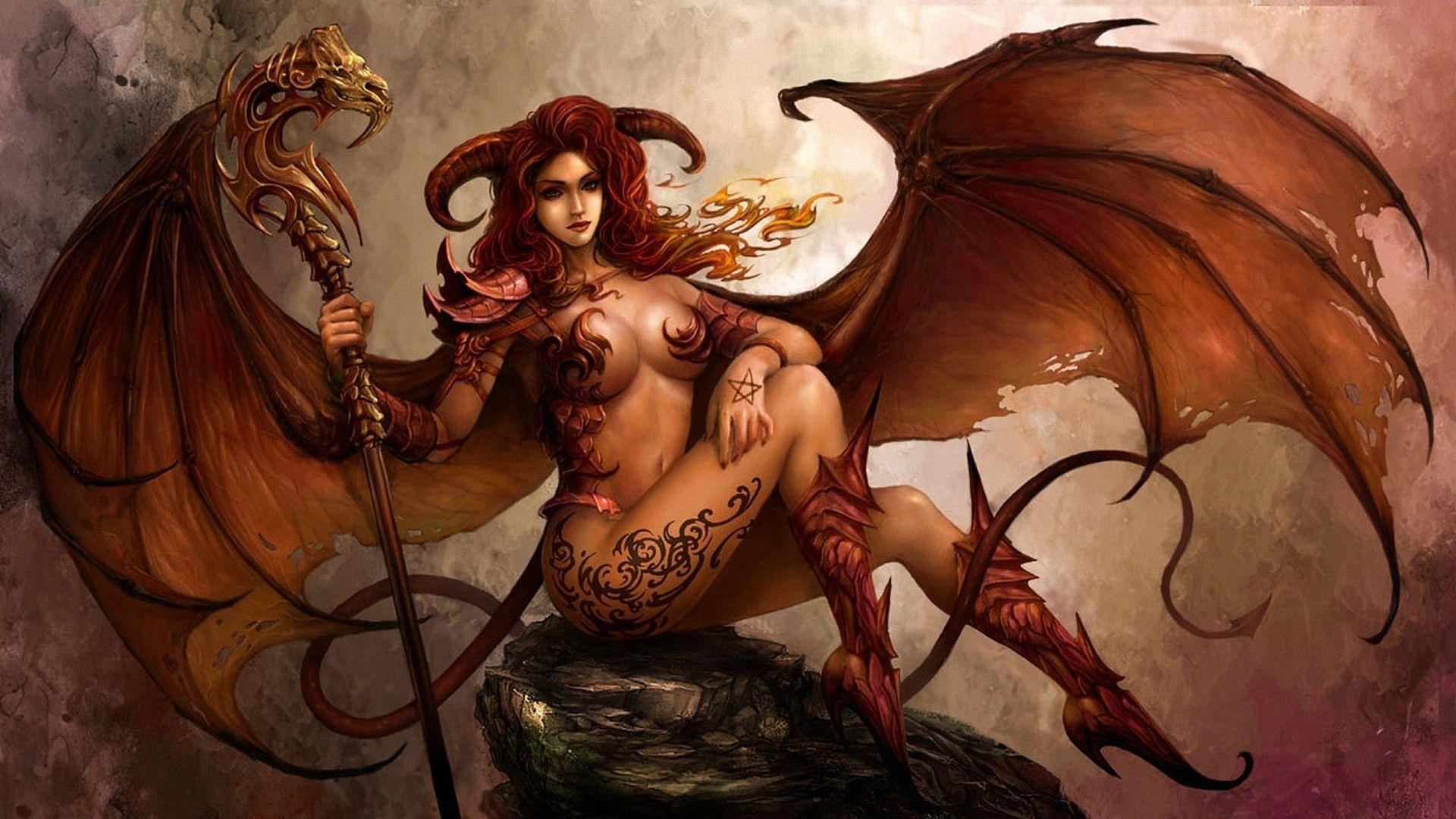 female-demon-fuck